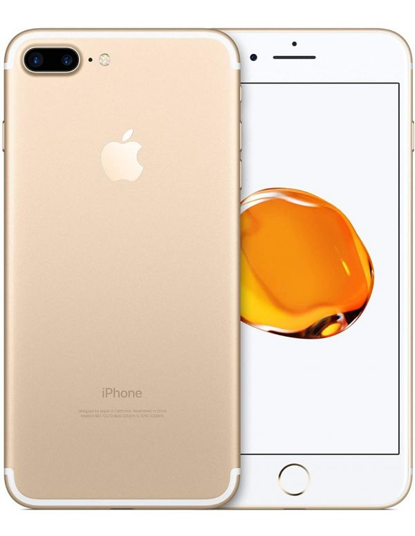 iPhone 7 plus 128 Gold