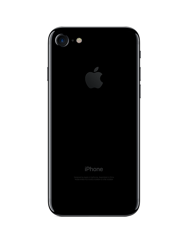 iPhone 7-Apple-Unlocked-Jet Black1-Excellent-XX GB