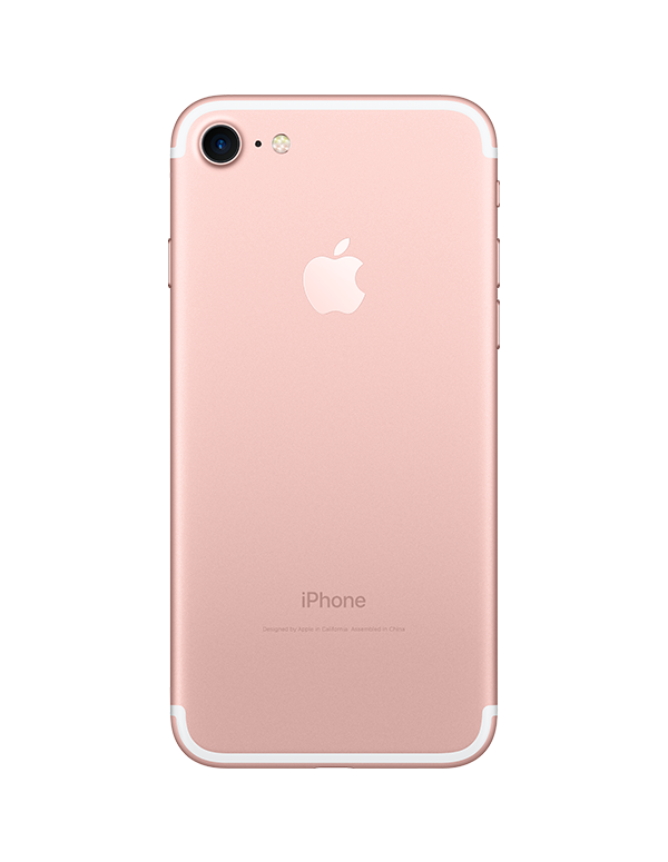 iPhone 7-Apple-Unlocked-Rose Gold-Excellent-128GB