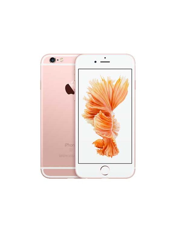 iPhone 6s-Apple-Unlocked-Rose Gold-Excellent-XX GB