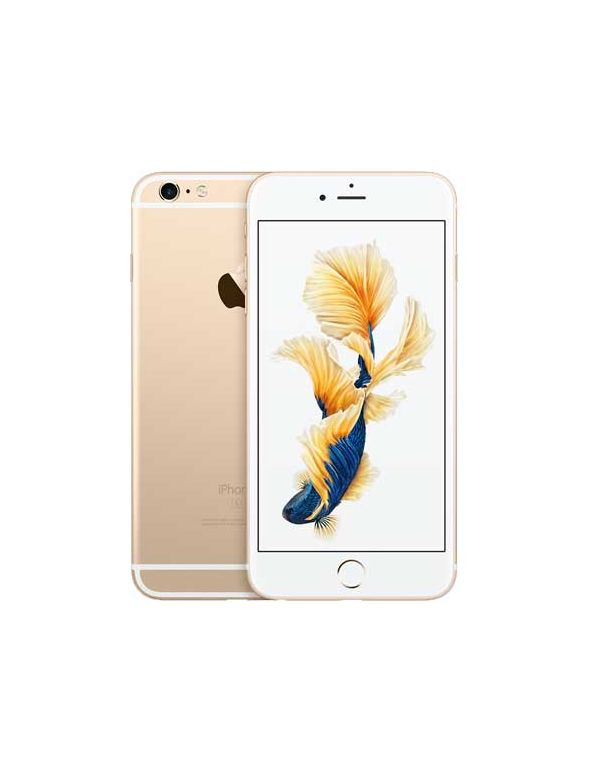 iPhone 6s+-Apple-Unlocked-Gray-Excellent-64GB