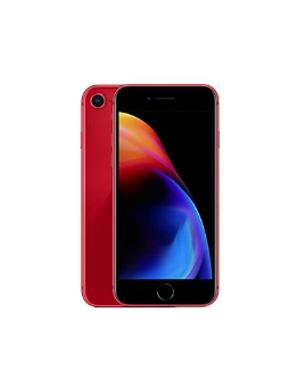 iPhone 8-Apple-Unlocked-(PRODUCT)RED™-Excellent-XX GB