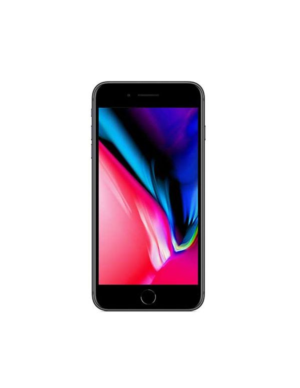 iPhone 8+-Apple-Unlocked-space Gray-Excellent-64GB
