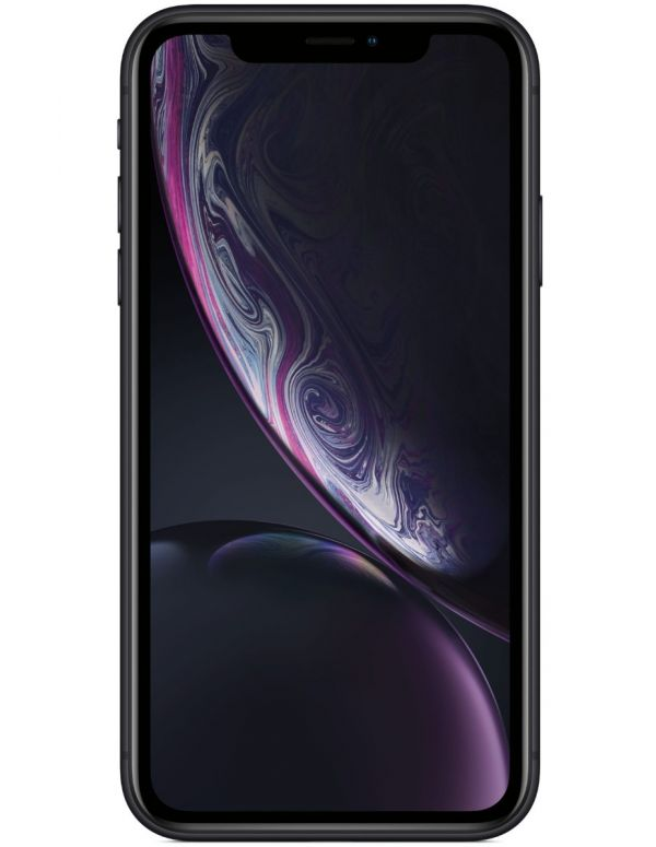 iPhone XR-Apple-unlocked-Black-Excellent-64GB