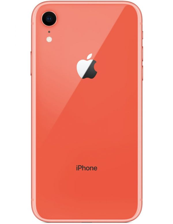 iPhone XR-Apple-Unlocked-Pink-Excellent-XX GB