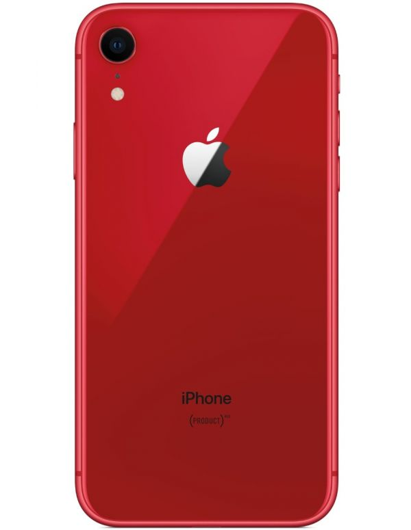 iPhone XR-Apple-Unlocked-(PRODUCT)RED™-Excellent-XX GB