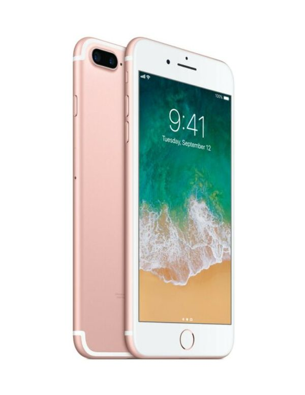 iPhone 7 plus 32GGB Rose Gold
